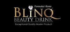 logo blinq beauty drink