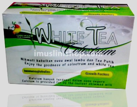 al hadi white tea