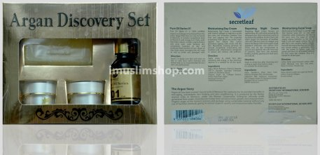 argan discovery set