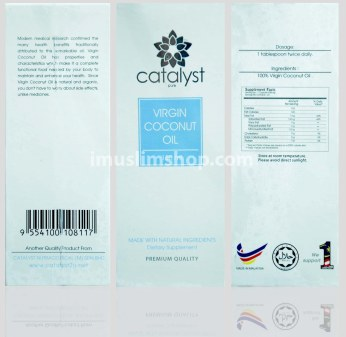 Copy of catalyst vco liquid