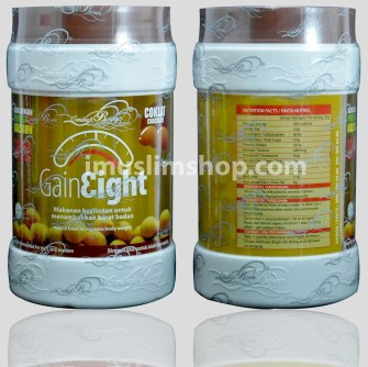 gain eight coklat