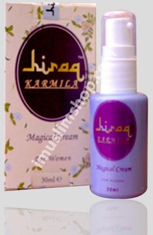 hiraq magical cream