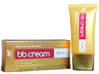 imuslimshop-argan natural bb cream 30ml