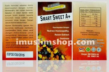 smart sweet A+