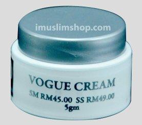 vouge cream