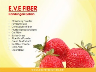 kandungan eve fiber