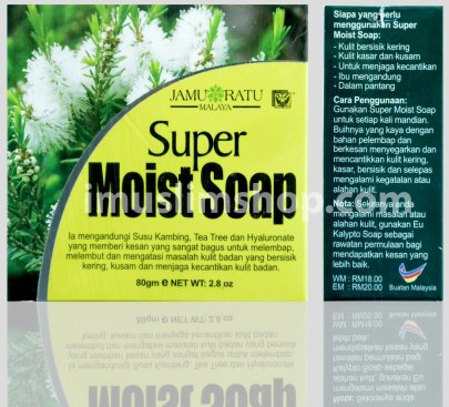 super moist soap