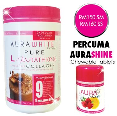 aura white cho free