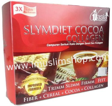 imuslimshop-slymdiet cocoa collagen