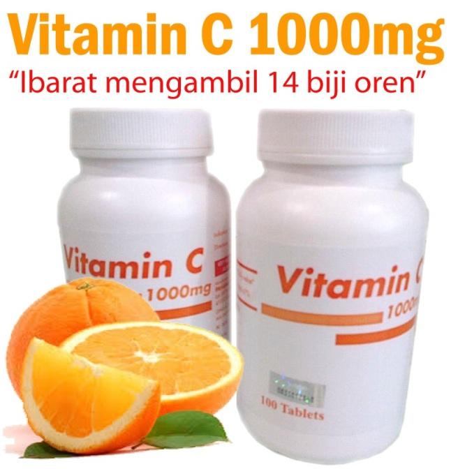 vitamin c pahang pharma