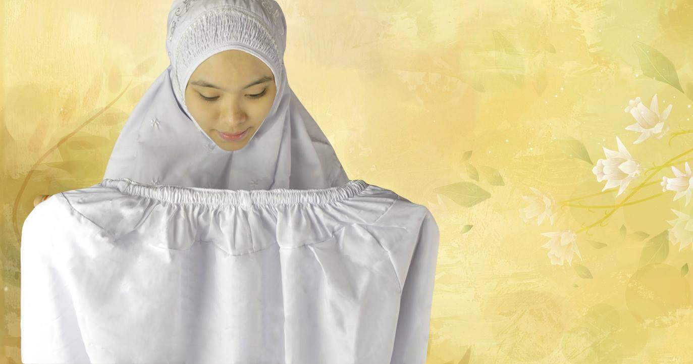 Telekung Cotton Jepun Telekung Cotton Online Aisya